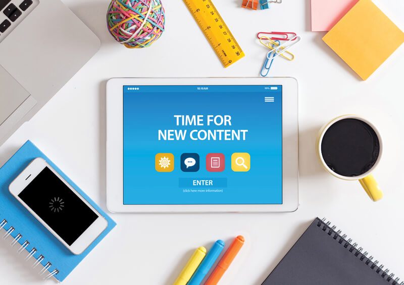 Why Private Lenders Need Up-To-Date Website Content
