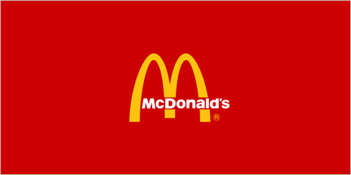 Memorable logo - McDonald's