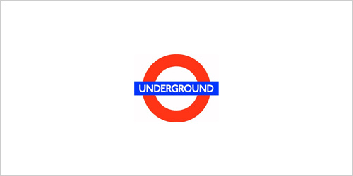 Timeless logo - London Underground